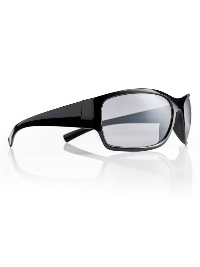 Zonnebril, zwart