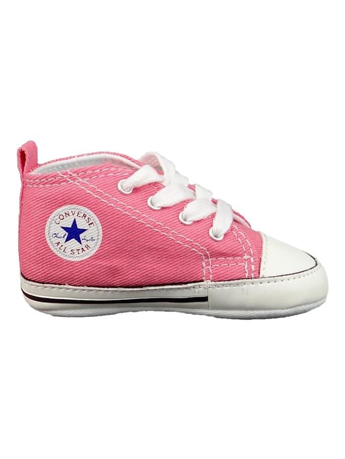 Converse first_shoe Baby Chucks 88871 First Star Pink, Pink