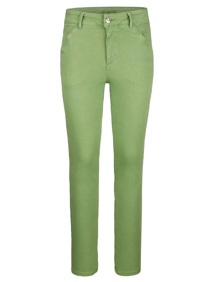 BRAX Jeans aus super Stretch Denim, Grün