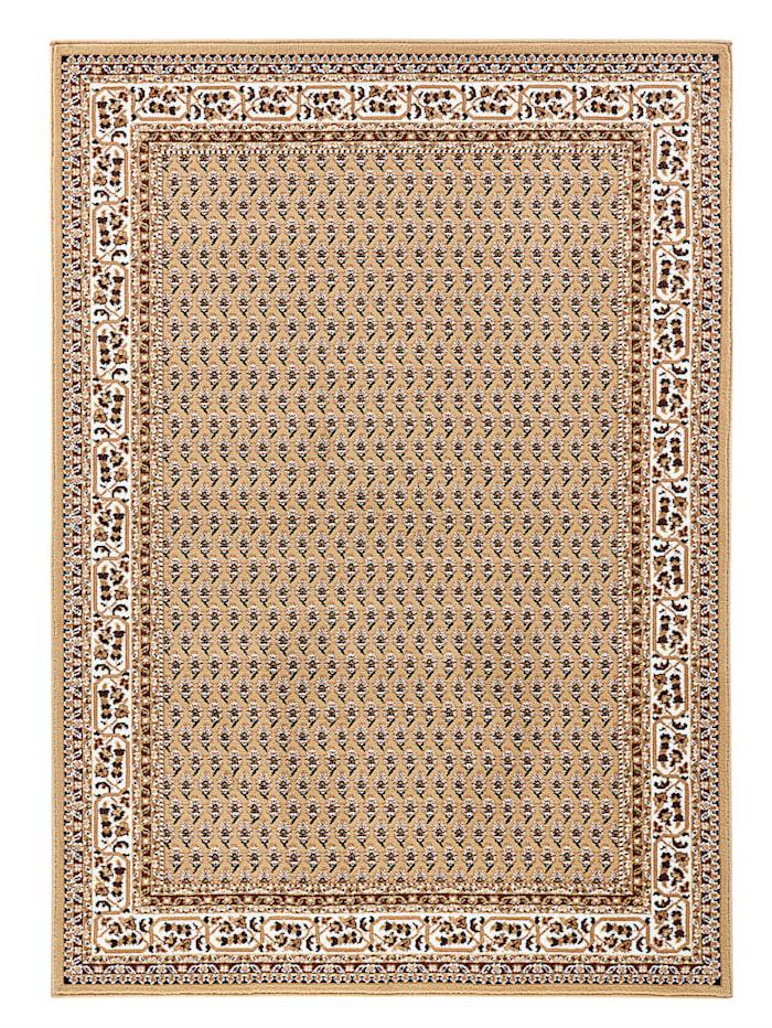 Webschatz Tkaný koberec 'Indo Mir', Béžová