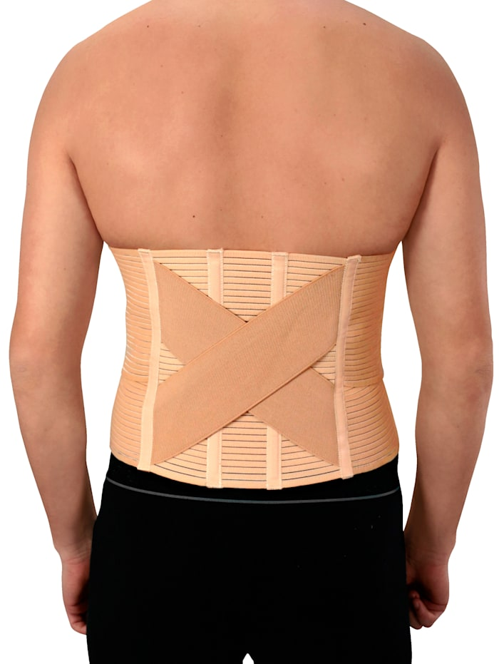 Ortopedický podporný pás Podporný pásna chrbát