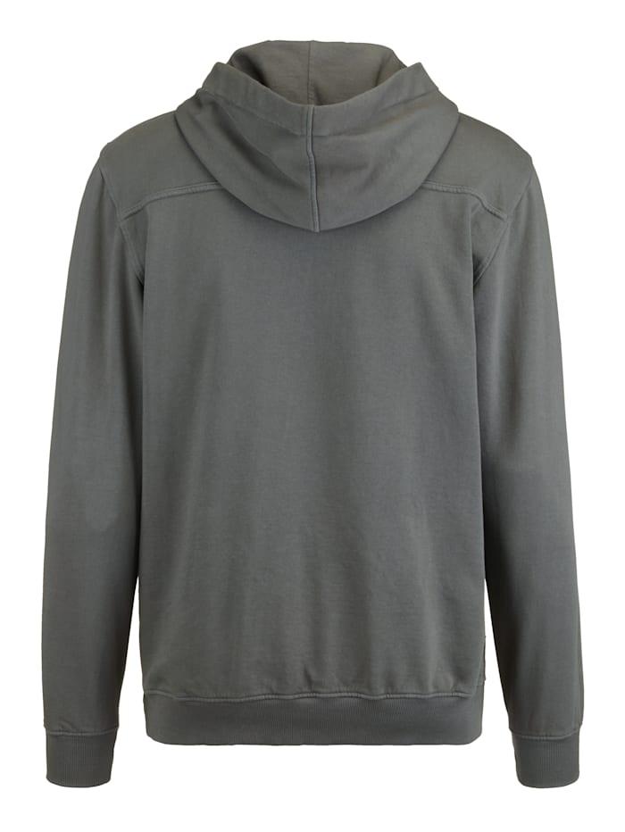 Sweatshirt in used look