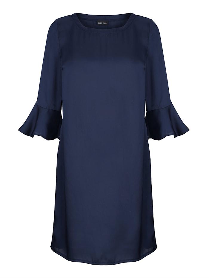 Kleid in schimmernder Qualität