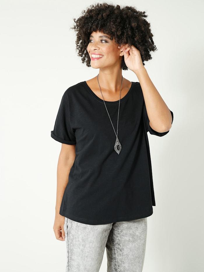 Angel of Style Shirt, Schwarz