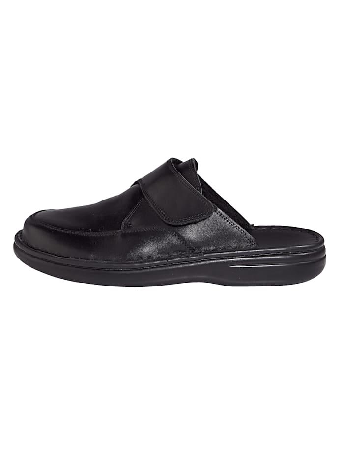 Nazouvací obuv s praktickým suchým zipem