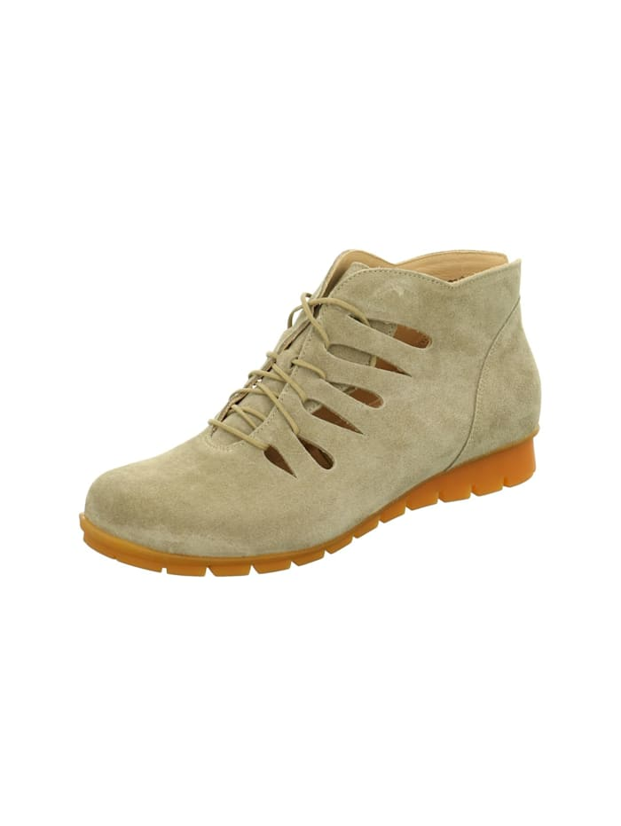 Think! Stiefelette, taupe