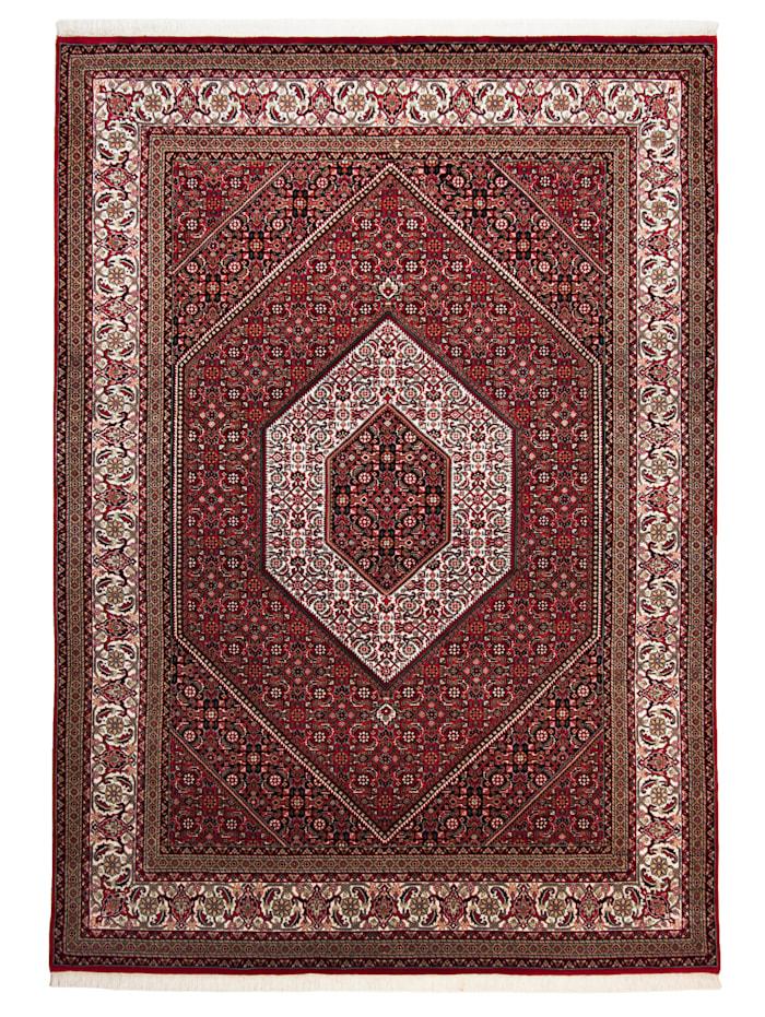 Theko®die Markenteppiche Orientteppich Rajesh, Rot