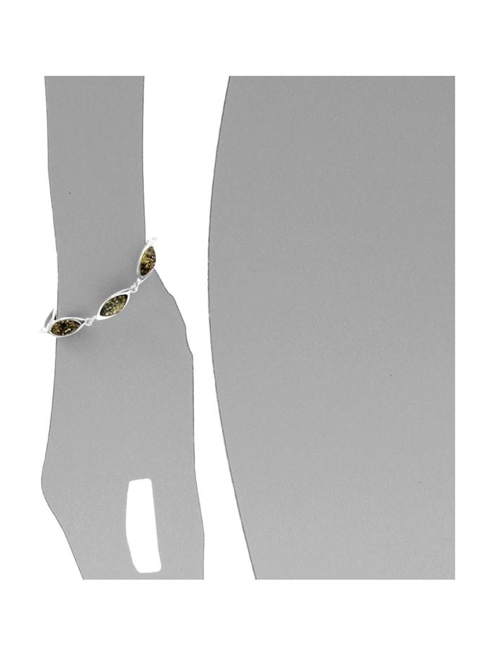 Armband - Tonje - Silber 925/000 - Bernstein