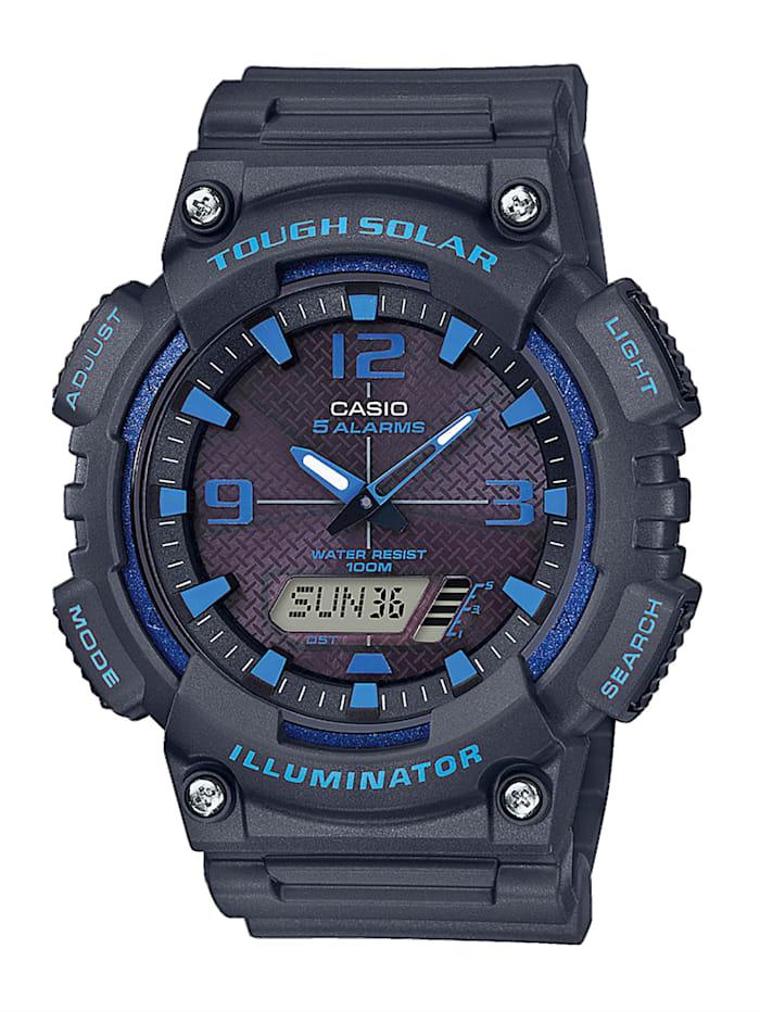Herren-Solar-Uhr Chronograph AQ-S810W-8A2VEF