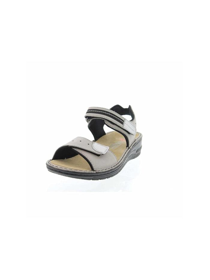 Berkemann Sandalen/Sandaletten, grau