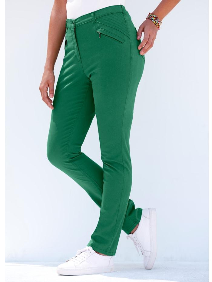 Pantalon Poches côtés zippées