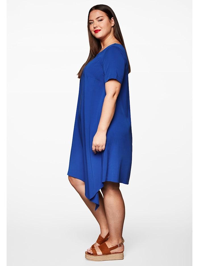Sheego Kleid mit Zipfel