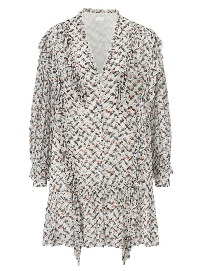 Lala Berlin Kleid, Off-white