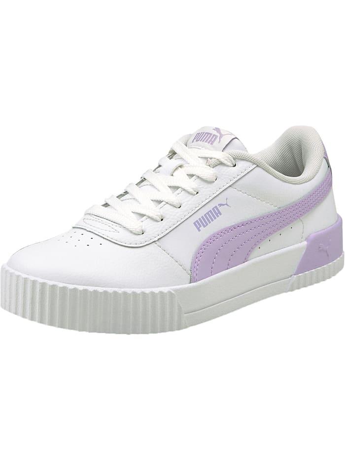 Puma Carina L Sneakers Low, weiß-kombi