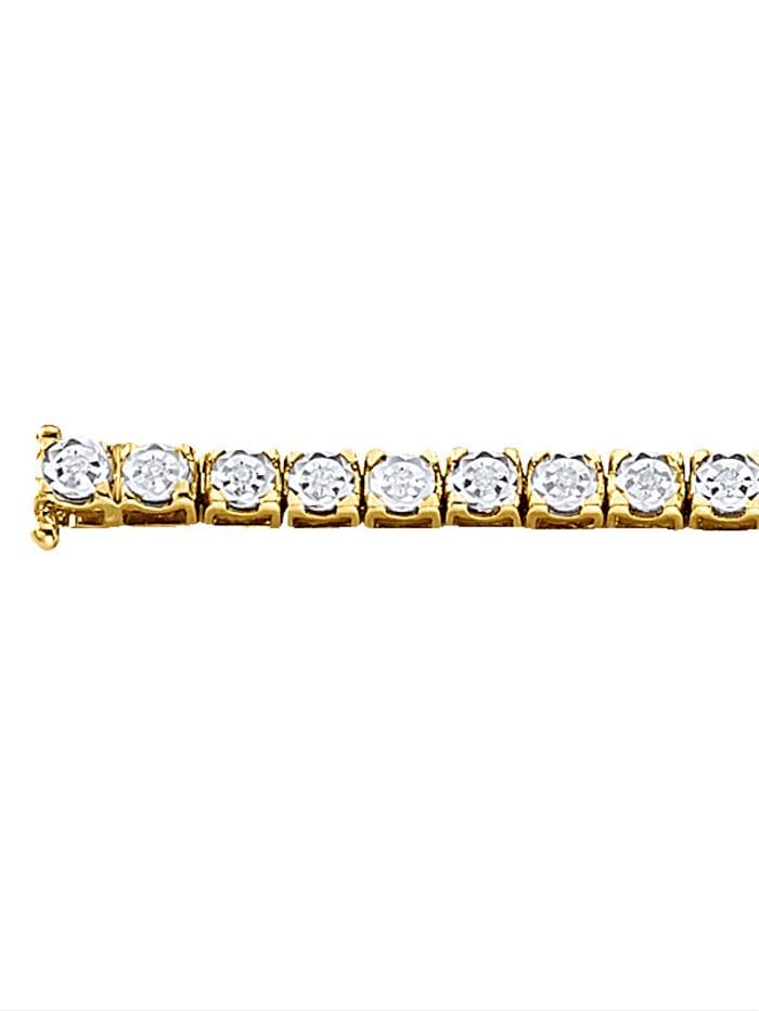 Armband mit Brillant