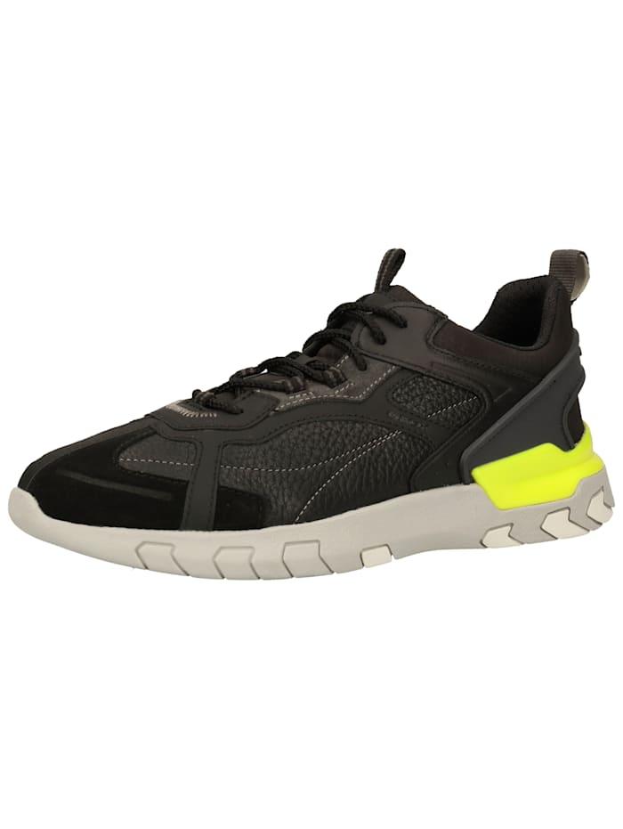 Geox Geox Sneaker Geox Sneaker, Schwarz/Anthrazit