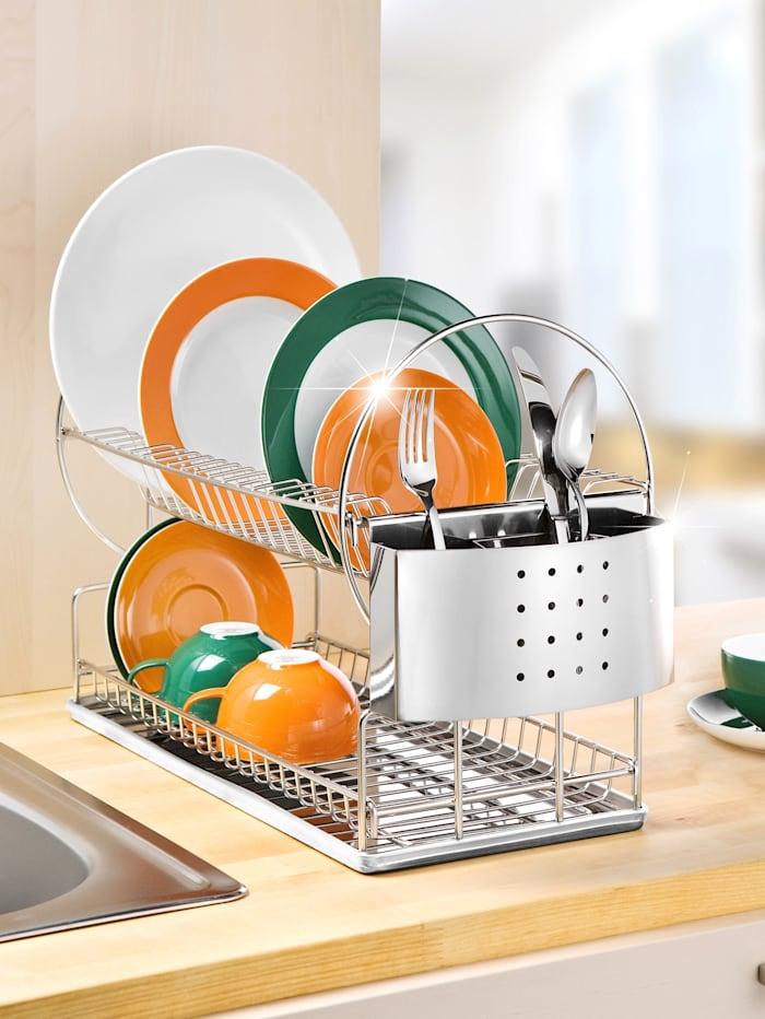 Égouttoir à vaisselle 'Exclusiv Duo'