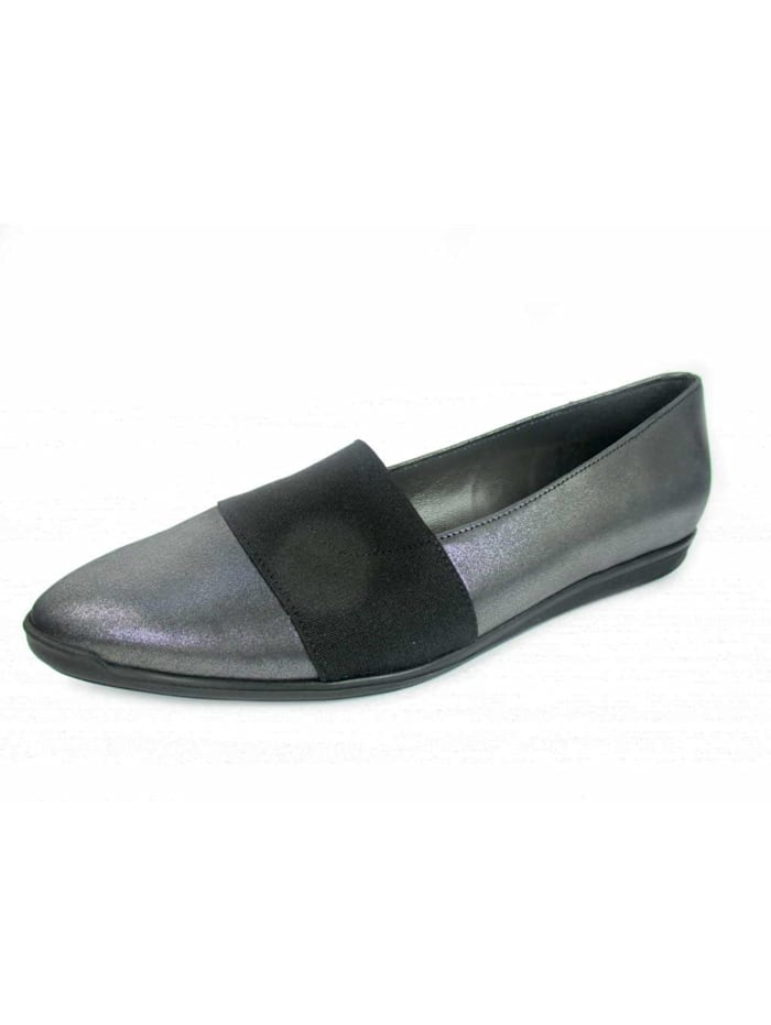 Peter Kaiser Slipper, schwarz
