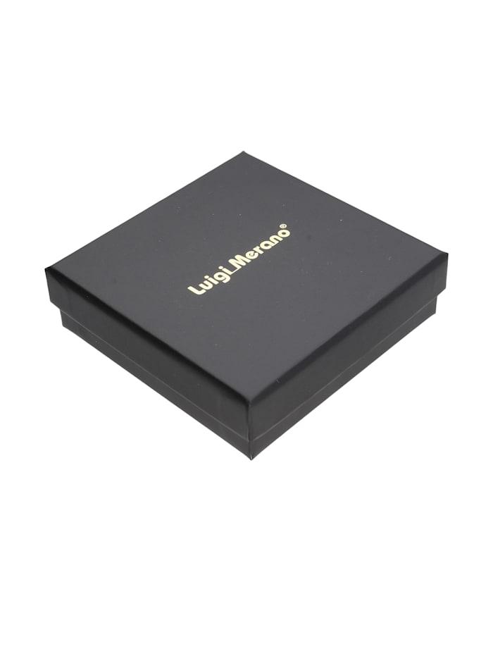 Kette Stern mit Diamant, Gold 585