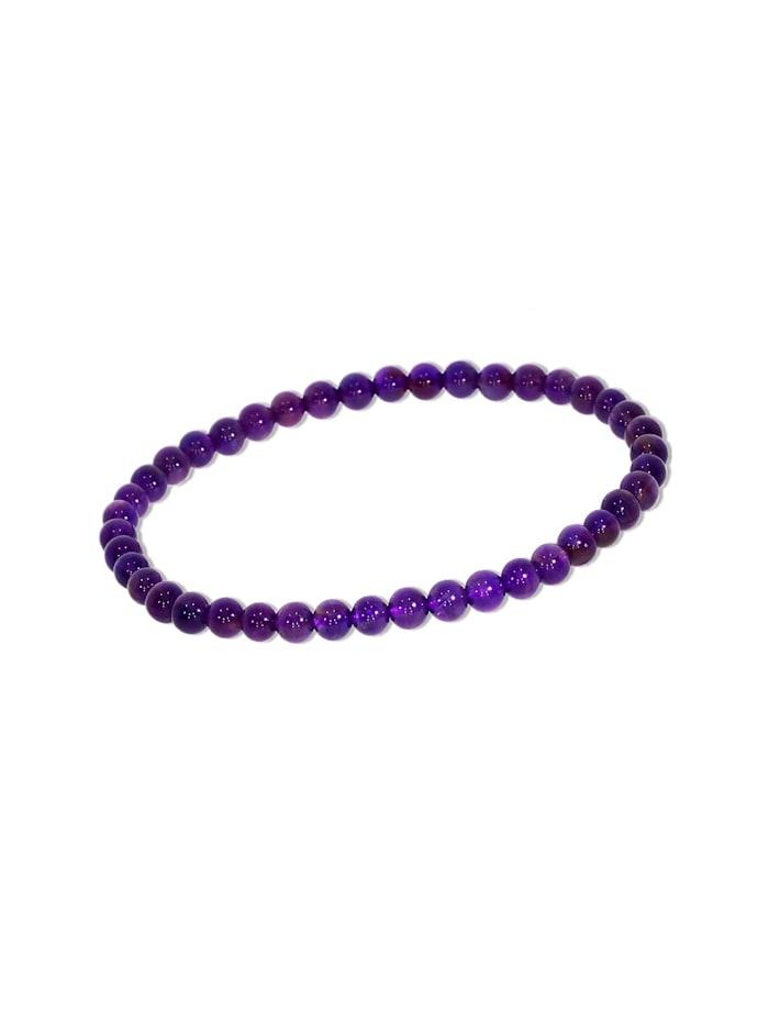 1001 Diamonds Amethyst Armband, violett