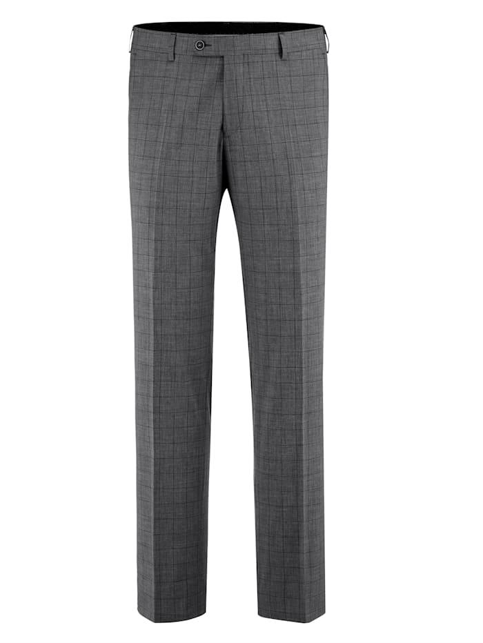 Babista Premium Anzugshose aus dem Baukasten-System, Grau