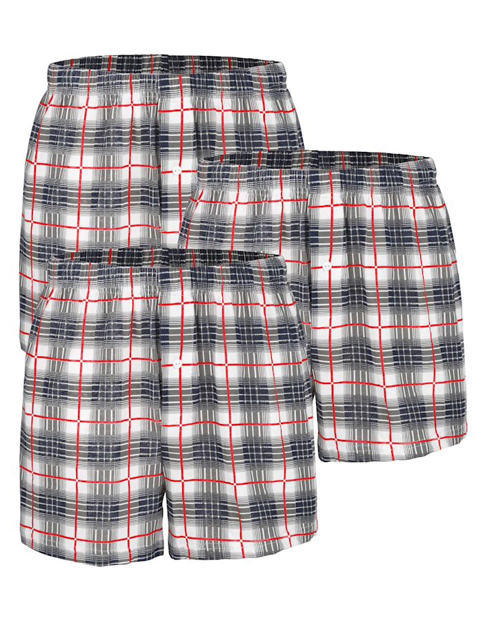 G Gregory Boxers, Gris