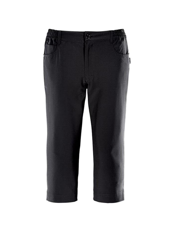 Schneider Sportwear Schneider Sportwear Hose SAVANNAHW-3/4, Schwarz