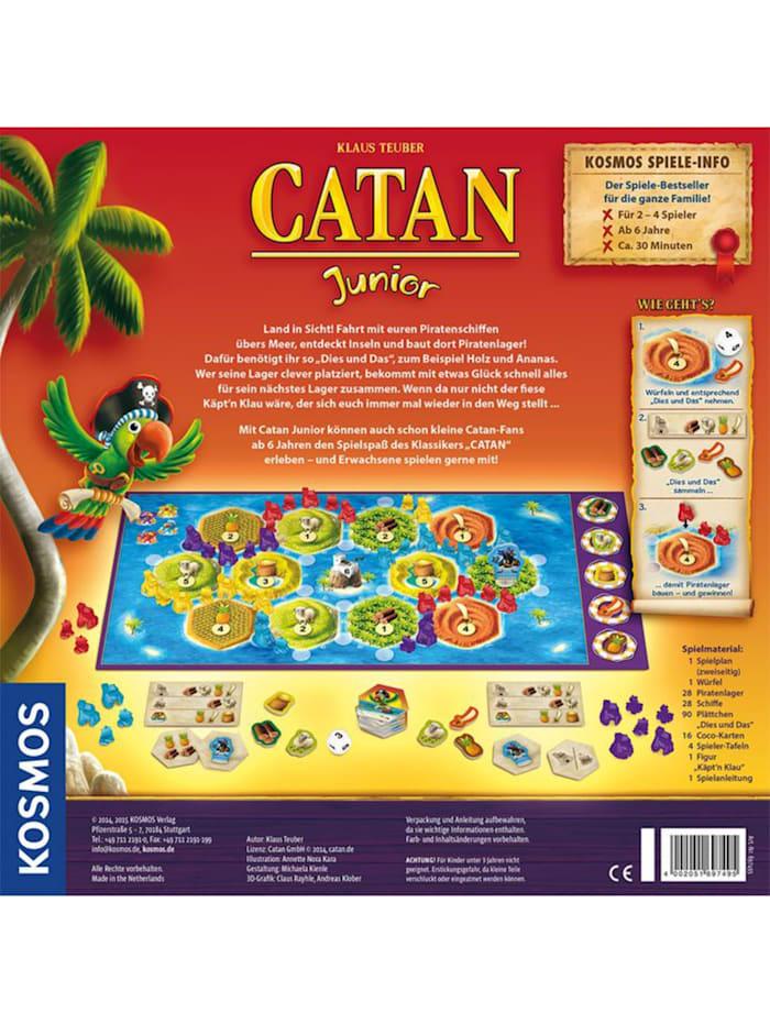 Brettspiel CATAN Junior