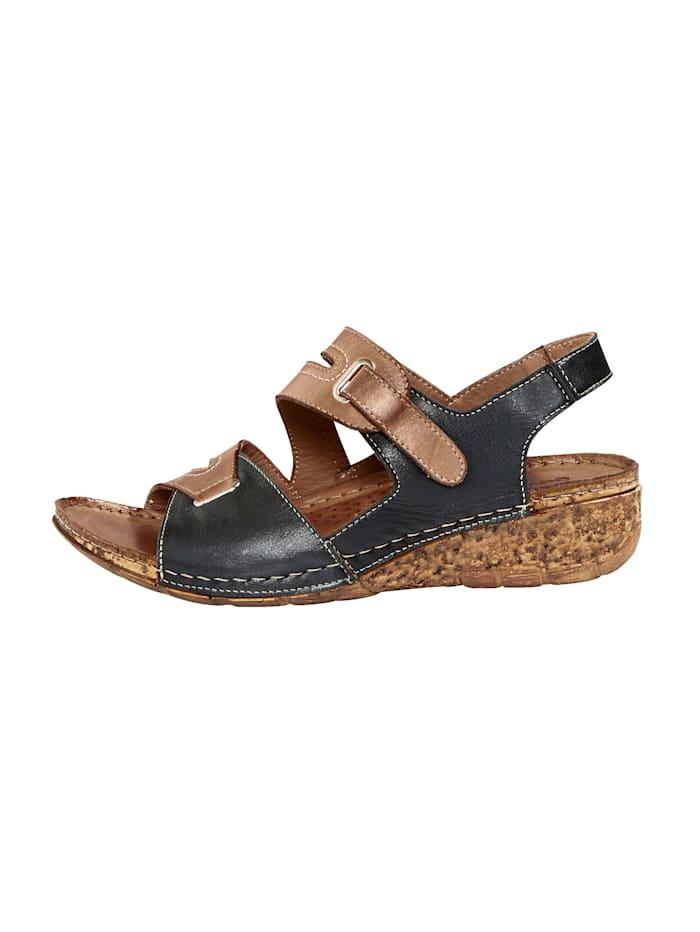 Sandals in a chic design