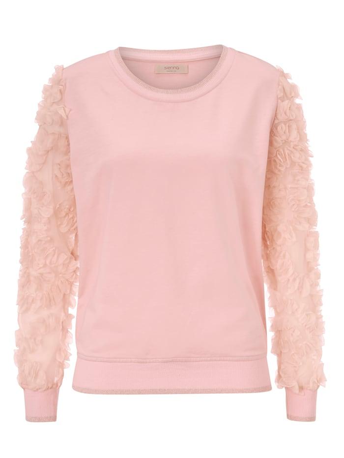 SIENNA Sweatshirt, Rosé