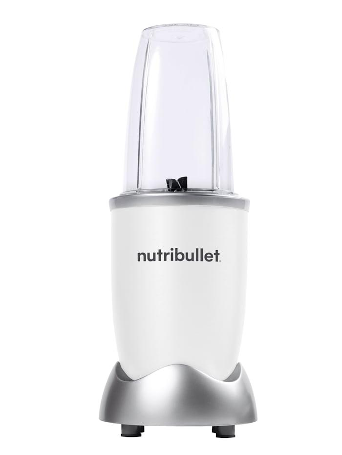 MediaShop NutriBullet® 4 pièces, blanc, Blanc/coloris argenté