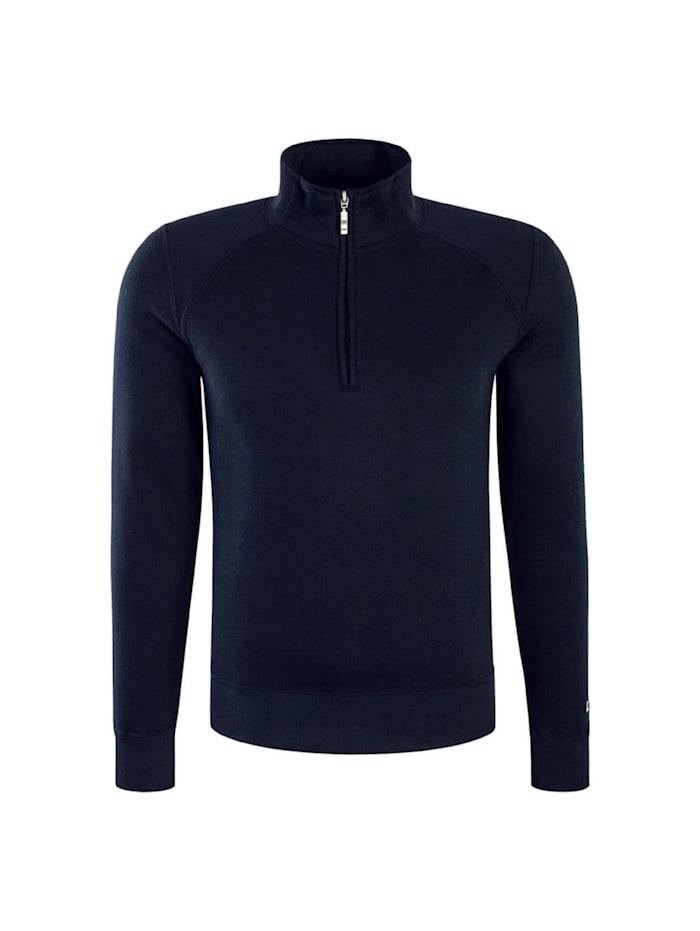 Champion Champion Sweatshirt Sweatshirt, Marineblau