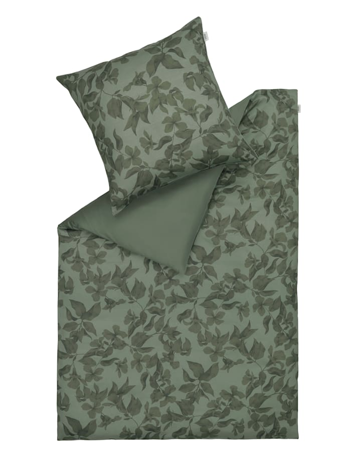 Schöner Wohnen Kollektion Bettwäsche, grün