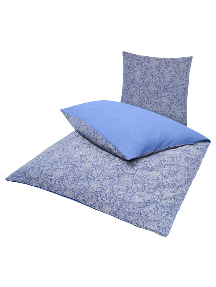 IMPRESSIONEN living Bettwäsche, blau