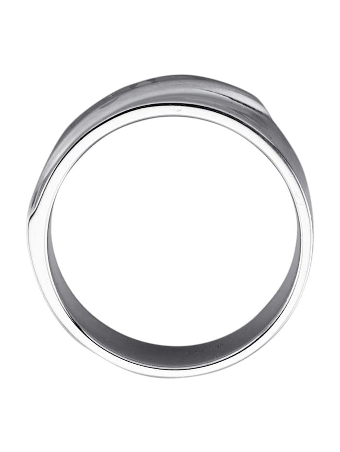 Damenring aus Silber