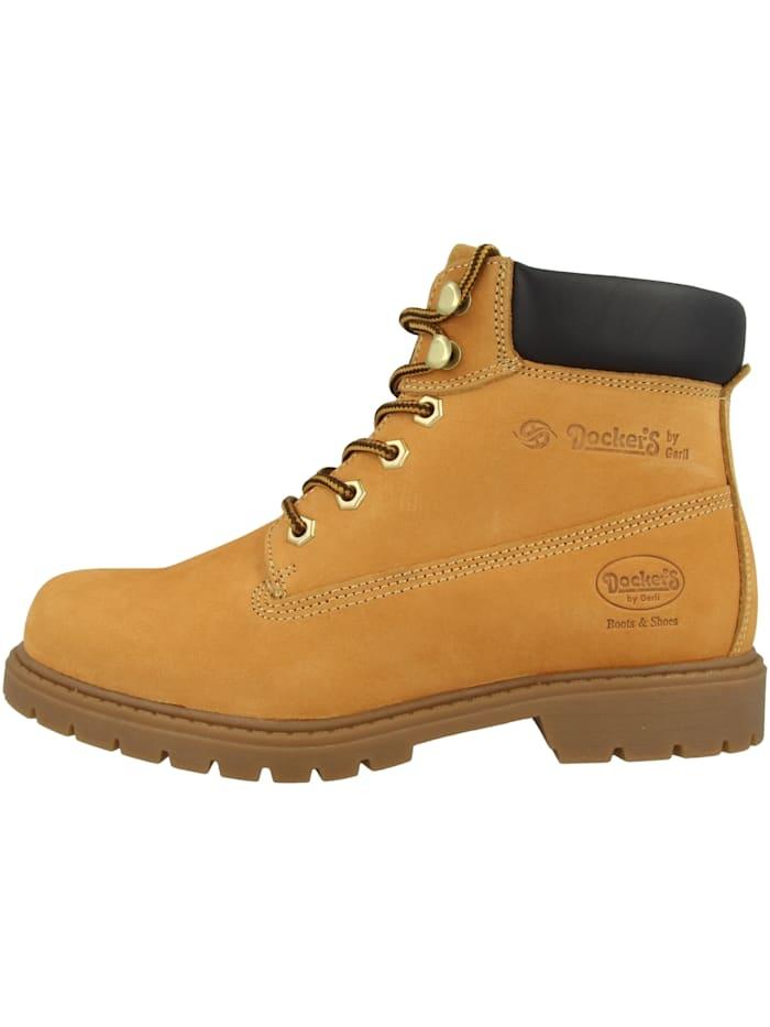 Dockers Boots 45PA240, braun