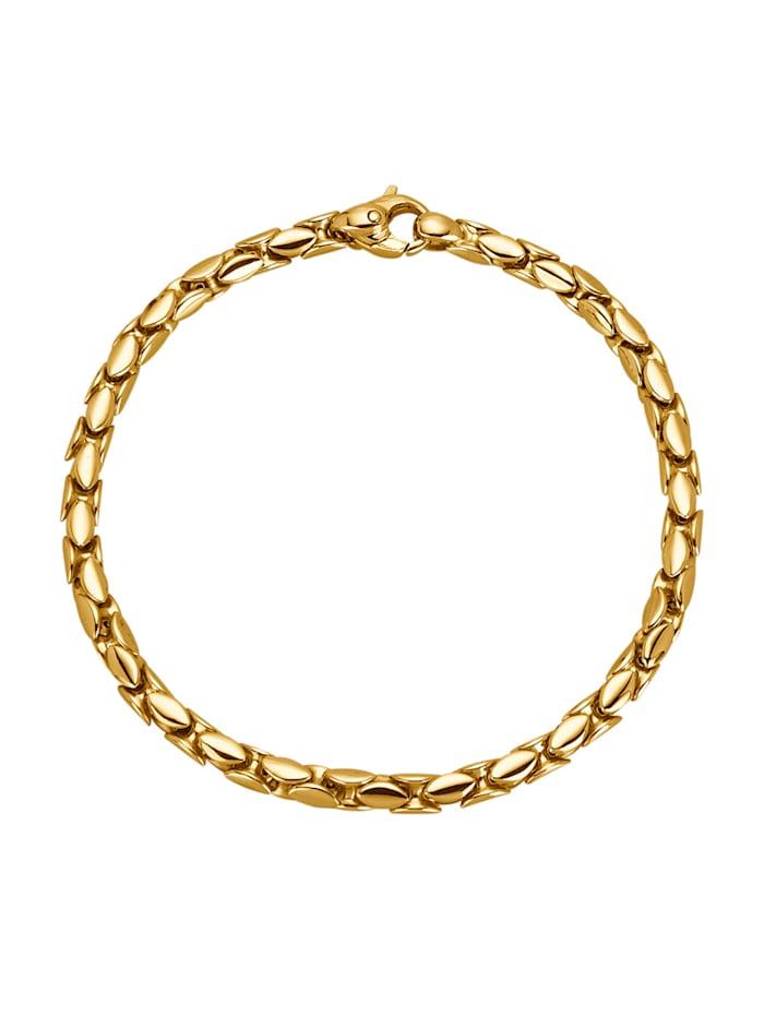 Diemer Gold Armband, Geelgoudkleur