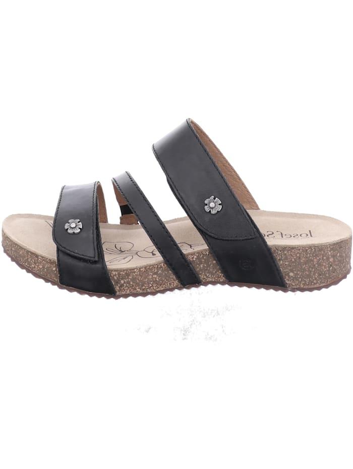 Josef Seibel Damen-Sandale Tonga 54, schwarz