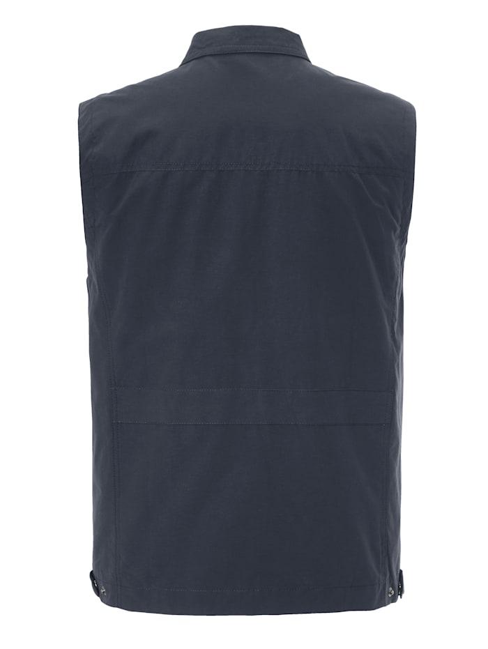 Ulkoiluliivi – 10 taskua
