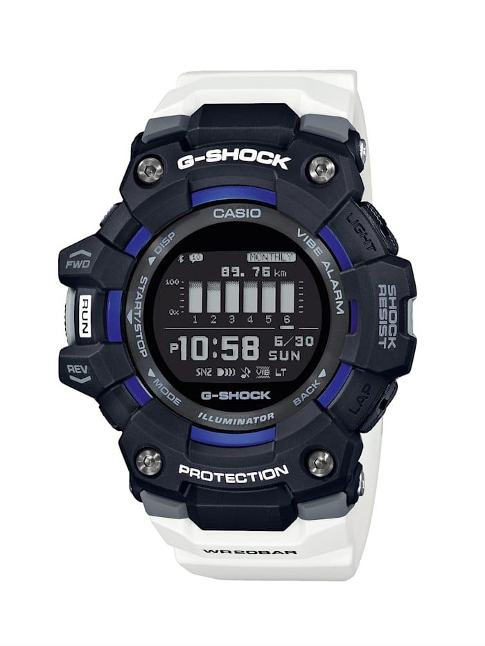 Casio Herren Smartwatch GBD-100-1A7ER, Schwarz