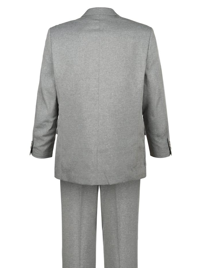 Kostym i 4 delar (kavaj, väst och två par byxor)