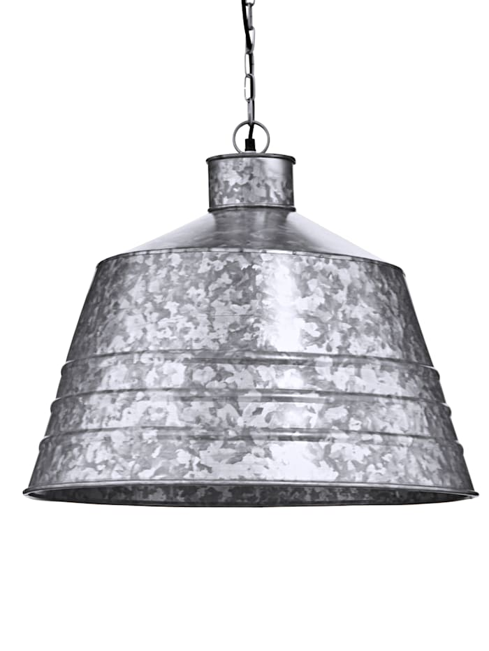 Plafonnier en zinc