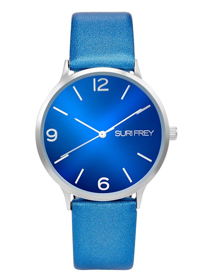 SURI FREY Damenuhr ROXY 6029, Blau