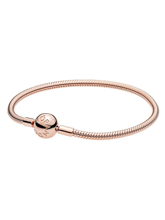 Pandora Armband Pandora Logo 580728, Rosé