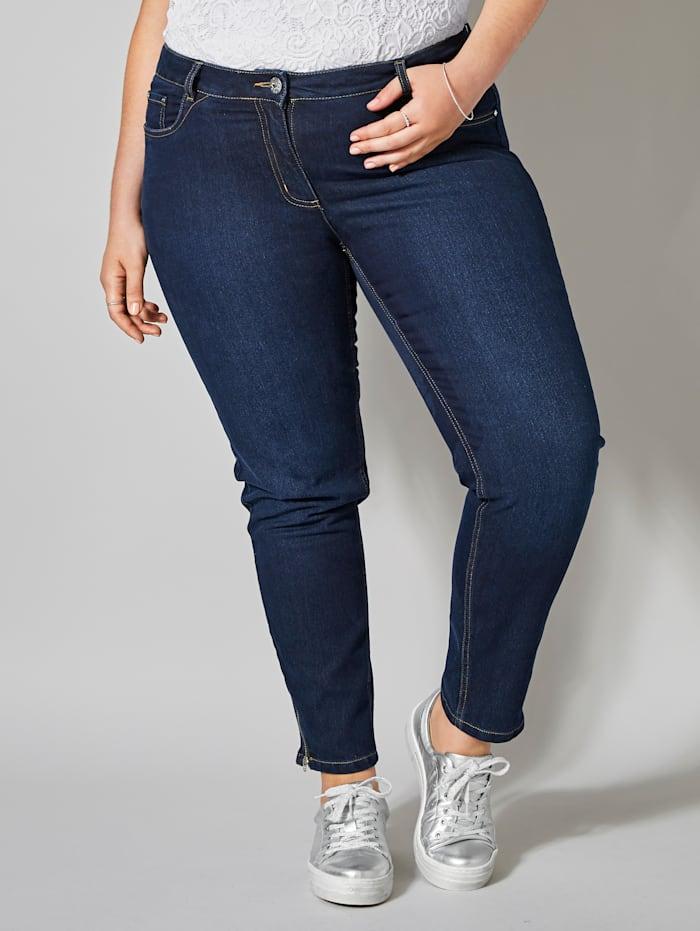 Sara Lindholm Jeans, Mørkeblå