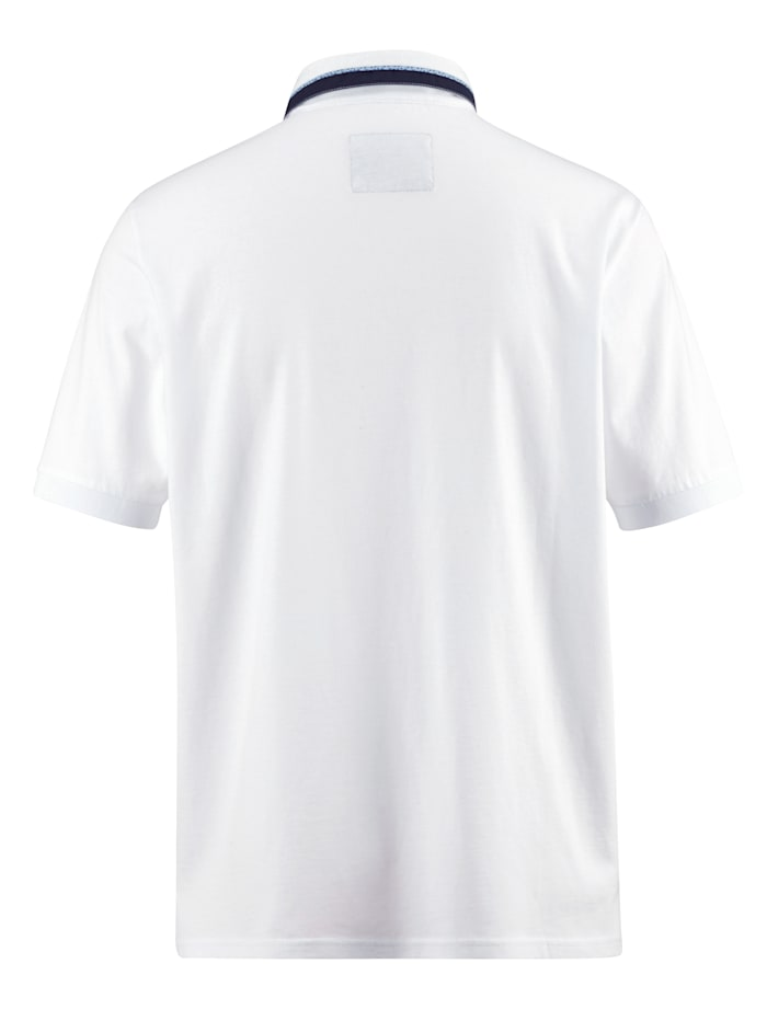 Poloshirt met borstzakje