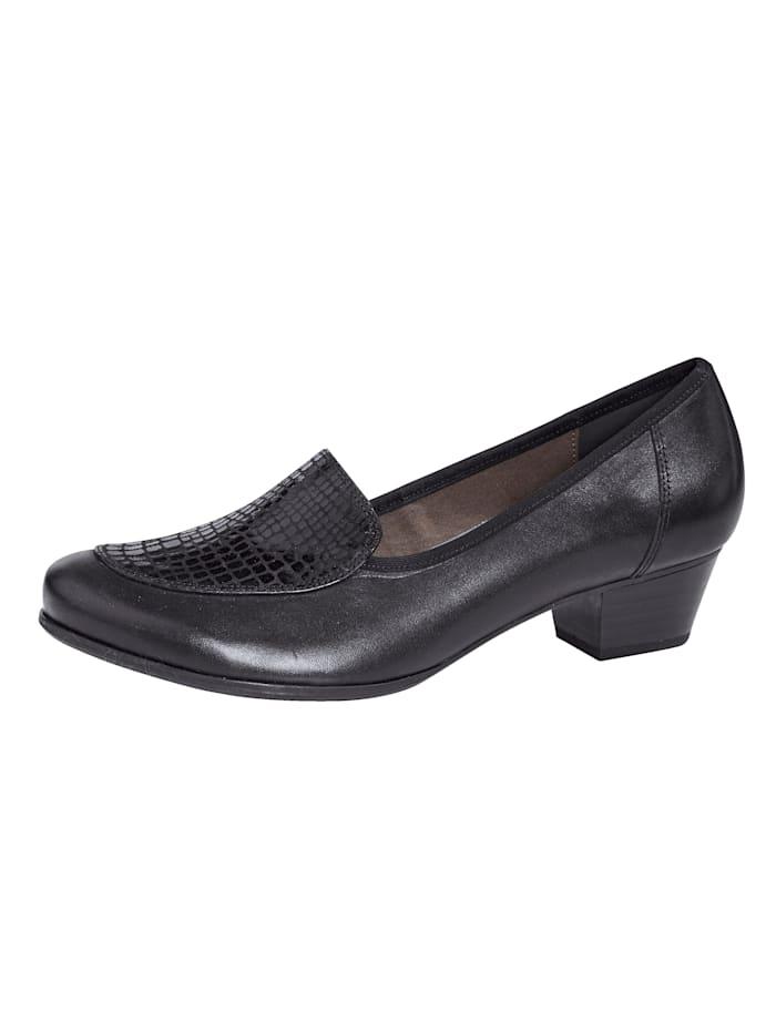 MONA Loafers, Black