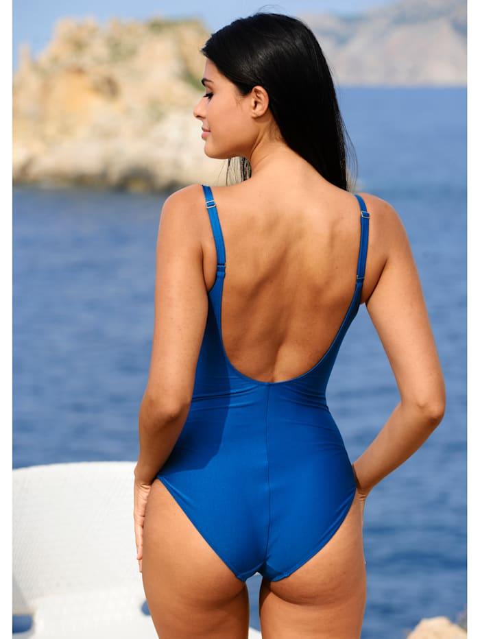 Badeanzug mit Stickerei