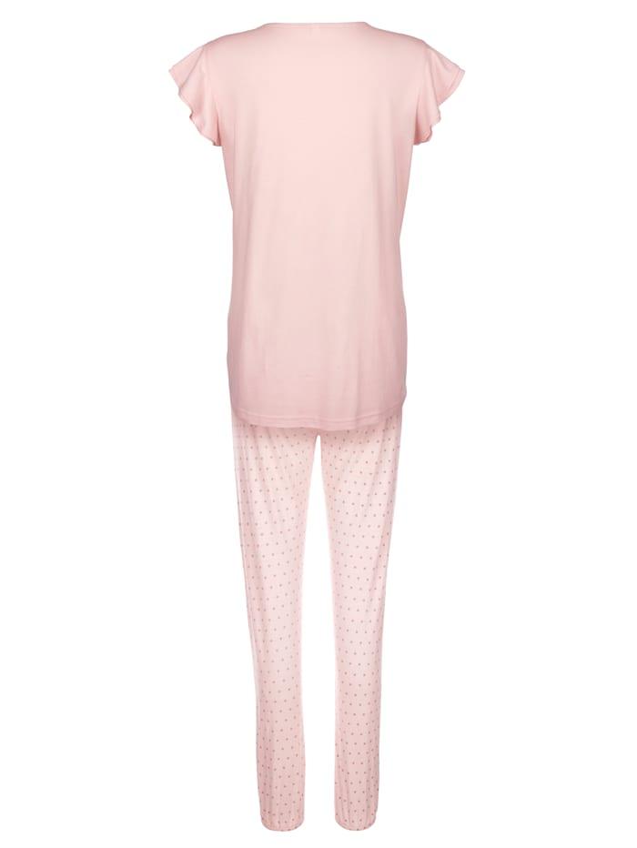 Pyjama met schattig katjesmotief