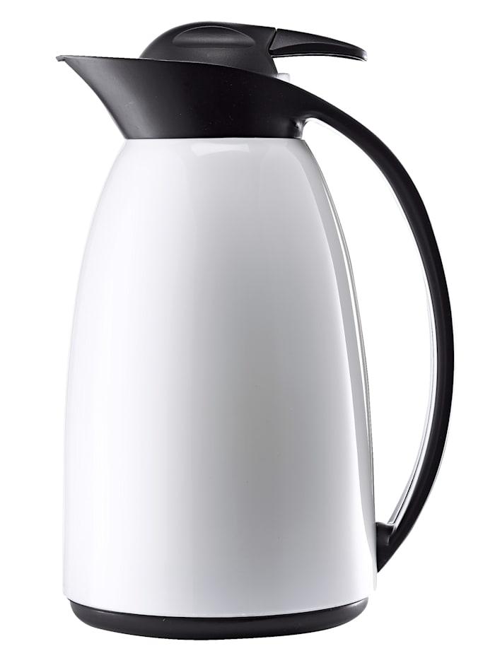 Esmeyer Termoskannu, valkoinen